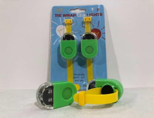 Tie Wrap Led Lights Green