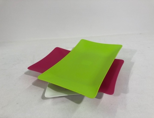 Bord Plastic Diverse Kleuren