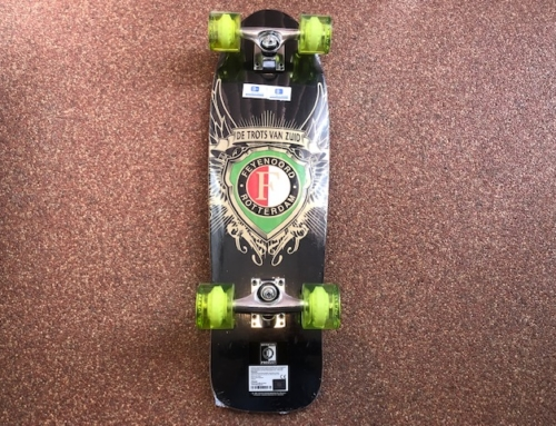 Skatebord Feyenoord Klein 28″Single Kick