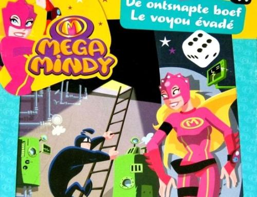 Spel Studio 100 Mega Mindy De Ontsnapte Boef