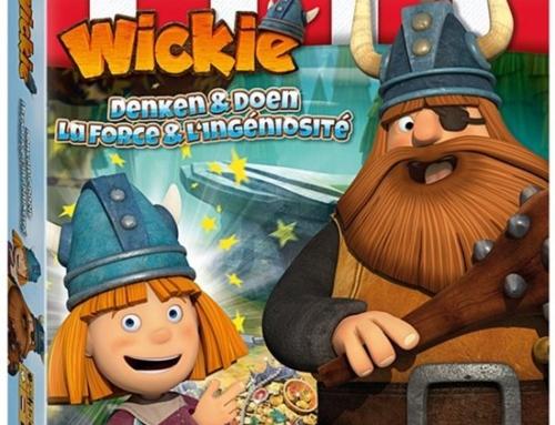 Spel Studio 100 Wickie Denken en Doen