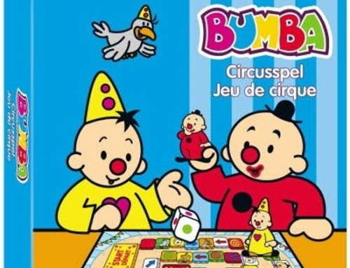 Spel Studio 100 Bumba Circusspel