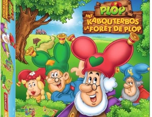 Spel Studio 100 Kabouter Plop Het Kabouterbos