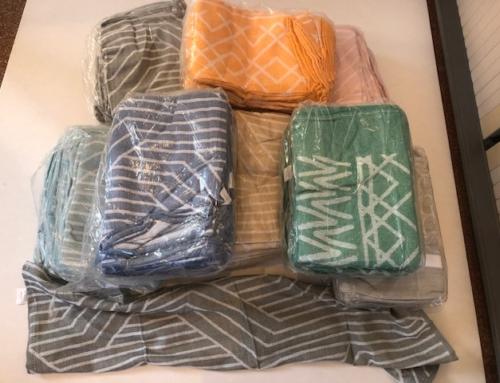 Partij Theedoeken Mix Diverse Kleuren 50×70 cm