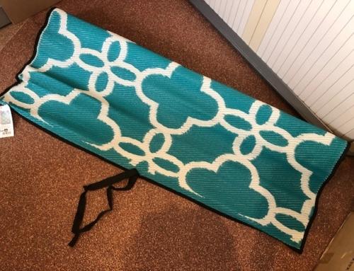 Unique Living Vloermat Binnen & Buiten 120×180 cm 2 Kleuren