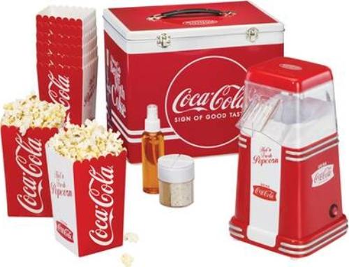 Coca Cola Mallette Kit CC650