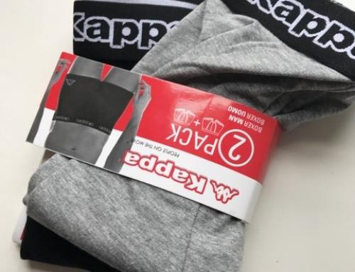 Kappa Boxershorts 2- pack  B verpakking