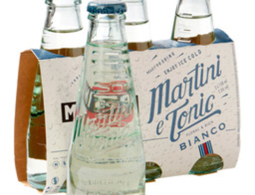 Martini Tonic Bianco Tray van 3 Flesjes a 150 ml