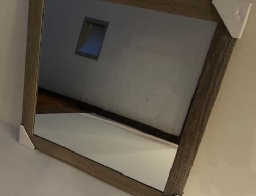 Partij Spiegels en Schilderijen