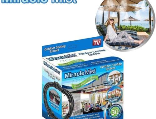 Miracle Mist Koelsysteem voor Buiten