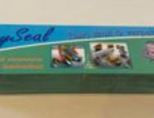 Easy Seal Wikkel machientje voor folie WP