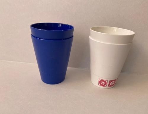 Sunware Free Time Drinkbeker Blauw / Wit  Mix  001211