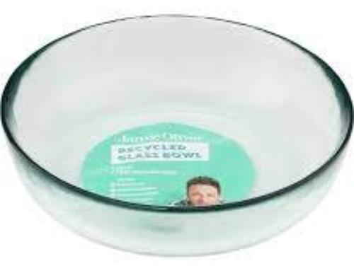 Jamie Oliver Recycled Glass Bowl 20cm