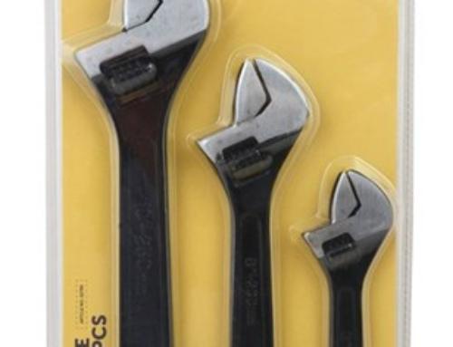 Verstelbare moersleutel 3 pcs Max