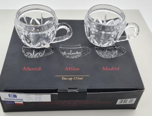 Irena Tea cup Milan