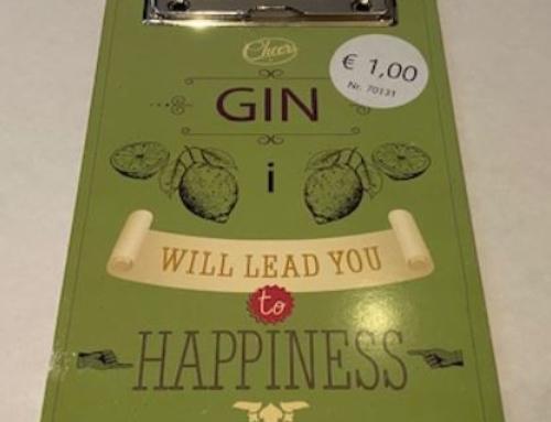 Clipbord A5 Ginn will Lead The Way