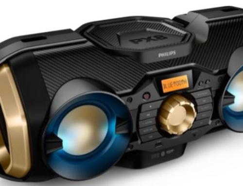 Radio Cd Speler Philips PX840T ( Nederlandse adaptor meegeleverd )