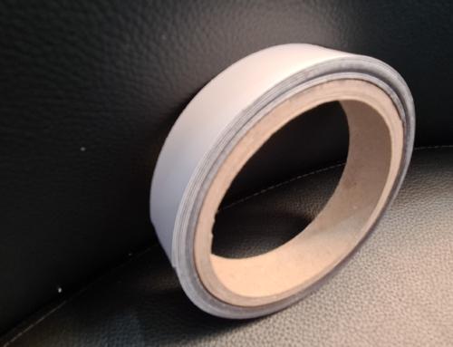 Magneettape zelfklevend 20mmx2.5 mtr