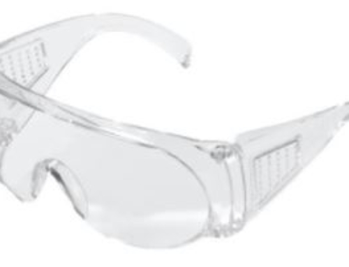 Veiligheidsbril – Transparant
