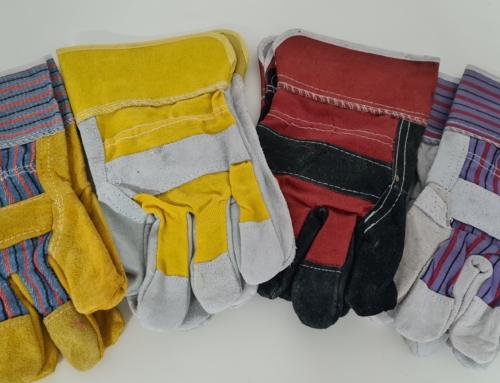 Werkhandschoenen Mix Kleuren