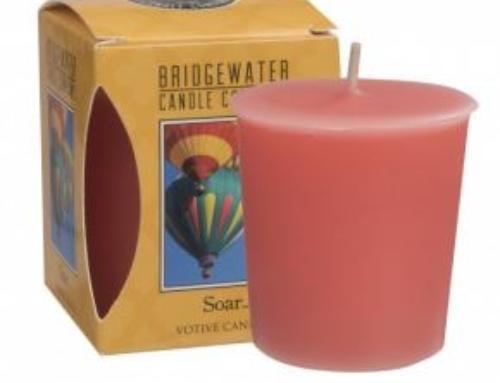 Bridgewater Geurkaars – Soar display van 18 pcs