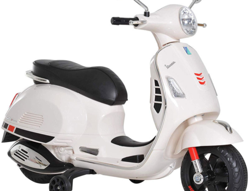 Electrische Scooter Vespa GTS Super